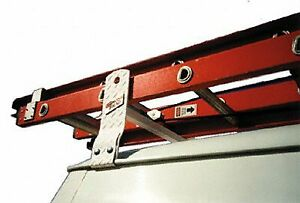 Cross Tread 84923 Truck Bed Rack In White 3rd Bar Fits Ford 800 Series
