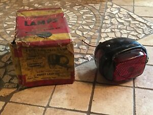 Nos Nib Vintage Do Ray C 1937 1938 Chevy Chevrolet Tail Light Stop Ray Lens Old