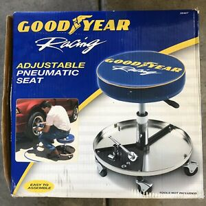Goodyear Adjustable Pnuematic Seat With Tool Tray