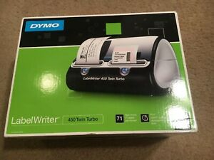 Dymo Labelwriter Label Writer 450 Twin Turbo Power Cord Usb Cable