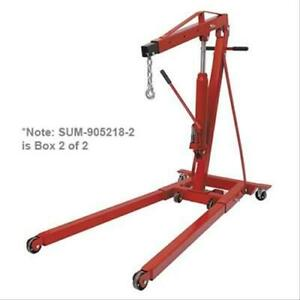 Engine Hoist Cherry Picker Box 2 Of 2 Each