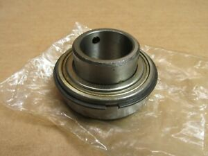 Nice 7620dl Bearing Insert W Snap Ring 7620 Dl 1 1 4 Id Usa