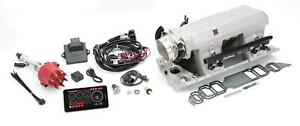 Fuel Injection System Pro Flo 4 1965 And Later Bb Rectangle Port Kit