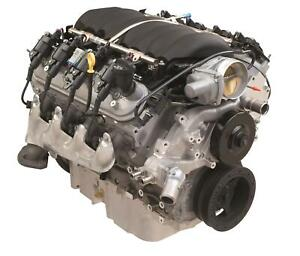 Engine Assembly Crate Engine Aluminum Heads Chevy 6 2l Ls3 Each