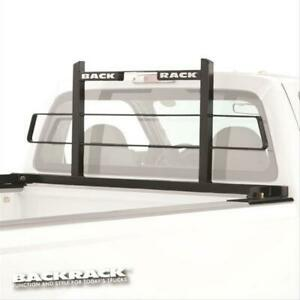 Headache Rack Cab Guard Frame Only Steel Black Powdercoated Dodge Ram Each
