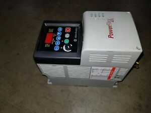 Allen Bradley Powerflex40 Cat 22b d010n104 5hp Powerflex 40