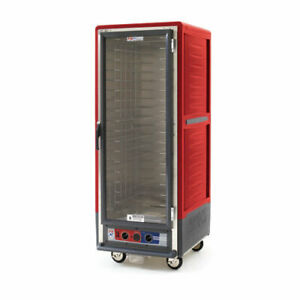Metro C539 cfc 4 Full Height Insulated Mobile Heated Cabinet W 18 Pan Capacit