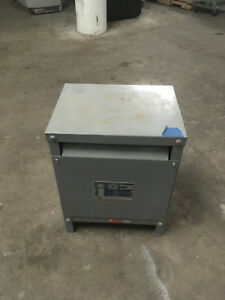15kva Gs Hevi duty Electric Dry Type Transformers 480 X 208y 120