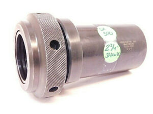 Used Kennametal Double Angle Collet Chuck Da500 shank 2 3 4 bm1c85140