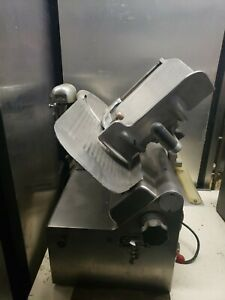 Globe 775 Automatic Deli Meat And Cheese Slicer W sharpener 12 Sharp Blade
