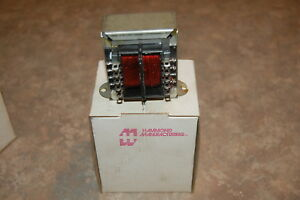 Hammond Manufacturing 185d12 Power Transformer