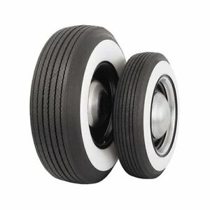 Set Of 2 Coker Classic Bias Ply Tires L78 15 Bias Ply 3 In Whitewall 62900