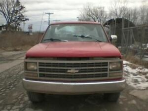 Manual Transmission 2wd Gasoline Fits 91 95 Chevrolet 2500 Pickup 642190