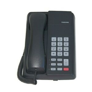 Refurbished Toshiba Dkt3001 Single Line Phone With New Supplies