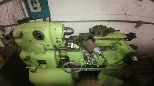Monarch 10ee Turret Lathe Dc Drive Converted