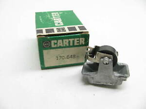 Carter 170 648 Carburetor Choke Thermostat For 1972 Pontiac Rochester 4mv