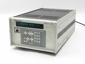 Wavetek 278 Programmable Synthesized Function Generator 01hz To 12mhz Frequency