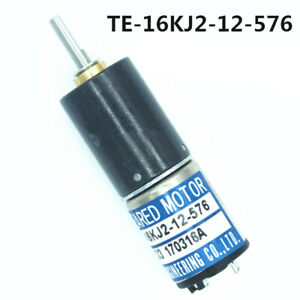 1pc Te16kj2 12 576 Ink Fountain Key Motor Offset Printing Ink Motor New