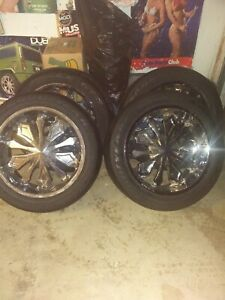 Cabo Rims For 90s Early 2000s Chevy Truck Or Tahoe