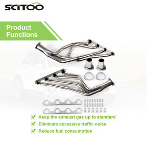 Stainless Steel Racing Exhaust Header For 1964 1967 Ford Mustang 289 302 351