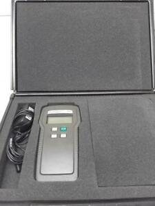 Eutechnics 4500 Precision Thermometer In Case W 0 5ml Probe