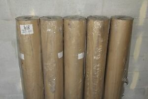 48 X 600 Poly Coated Kraft Paper Roll oil Resistant