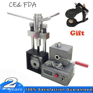 Dental Dentistry Flexible Denture Machine Injection System Heater Hot Press 400w