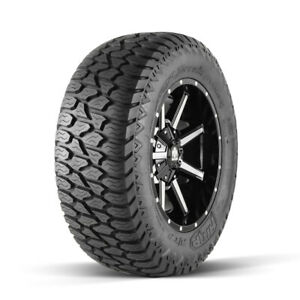 4 New Amp Terrain Attack A T A Lt305 70r18 Load E 10 Ply Winter Studless Tires