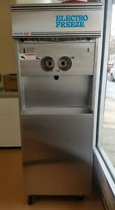 Electro Freeze 180t rmt 132 Soft Serve Ice Cream Frozen Yogurt Machine Look