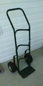 Harper Gas Cylinder Cart Welding Cart Utility Cart Local Pickup Only