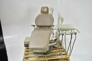 Great Used Midmark Knight Dental Exam Patient Chair W Operatory Delivery System