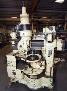 Fellows Type 6a Model 615a Gear Shaper inv 37420