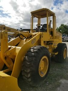 2003 Case 621 Wheel Loader 7500