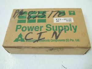 Matsushita Electronics Components Etu 5k100 Power Supply new In Box