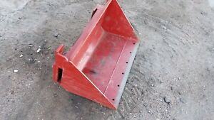 Tilting Bucket For Mini Skidsteer Fits Dingo Ditch Witch Mt Mount Trail Building