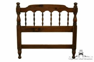 Ethan Allen Antiqued Pine Old Tavern Twin Headboard 12 56223 Finish 212