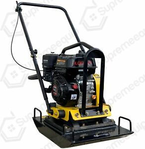 6 5hp Forward Vibrating Plate Compactor