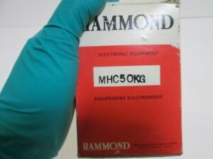 Hammond Transformer Mhc50kg new In Box