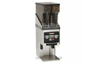Best Deal Bunn Mhg Commercial Coffee Grinder Brew Funnel Two Hoppers