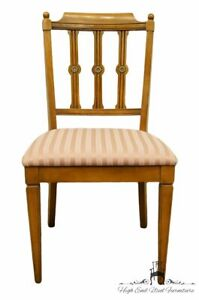 Vintage Century Furniture Italian Inspired Dining Side Chair