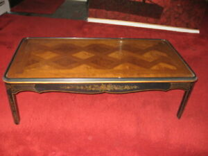 Kindel Coffee Table Low Table Pre Owned Estate Piece Low Sale Price