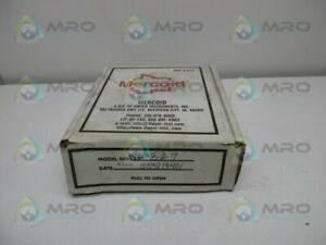 Mercoid Da 33 2 7 Pressure Switch New In Box