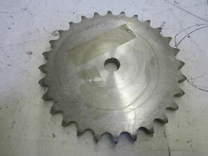 Martin 60a28ss Stainless Steel Sprocket 3 4 used