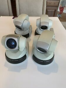 Sony Evi d100c Color Video Cameras set Of 4