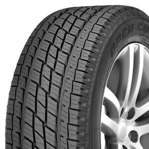 2 New Toyo Open Country H T Lt265 75r16 123 120s E 10 Ply Ht Light Truck Tire