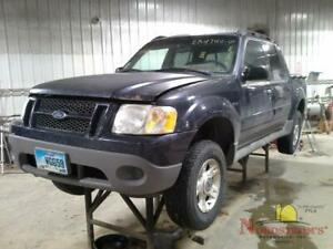 2001 Ford Explorer Sport Trac Front Axle Differential 4 10 Ratio 4x4