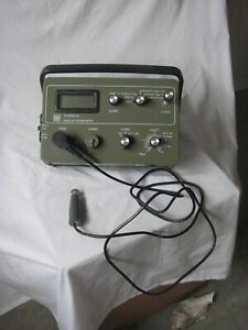 2 Ysi Model 58 Dissolved Oxygen Meters One Probe Two Units Included