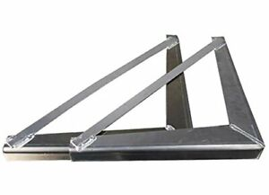 Unique Truck Accessories hbk18 Under Body Truck Tool Box Bracket