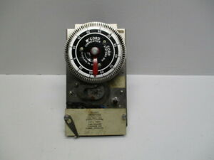 Paragon Electric B 624 0 Timing Motor 120v as Pictured Used