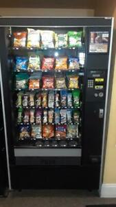 Ap 123 5 Wide Snack Vending Machine Automatic Products Local Pickup Only